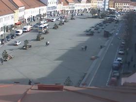 Preview webcam image Třebíč - square