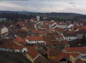 Preview webcam image Horažďovice