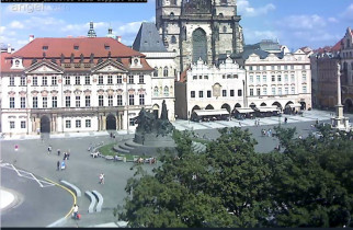 Preview webcam image Old Town Square- Prague