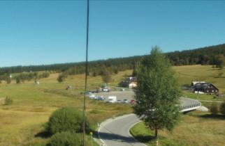 Preview webcam image Kvilda- Jezerní potok