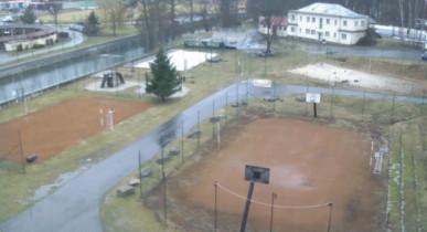 Preview webcam image Blatna - sports ground