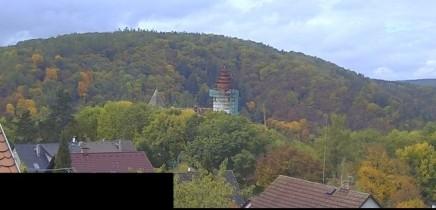 Preview webcam image Hrad Křivoklát