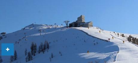 Preview webcam image Bad Kleinkirchheim - skiing