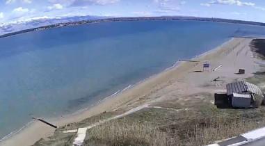 Preview webcam image Nin - beach
