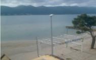 Preview webcam image Viganj Windsurf - beach
