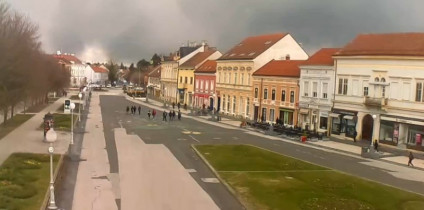 Preview webcam image Koprivnica