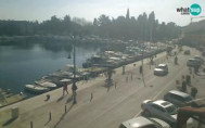 Preview webcam image Novigrad - harbor