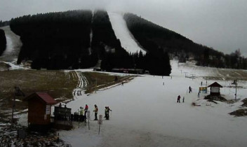 Preview webcam image Čičmany - ski resort