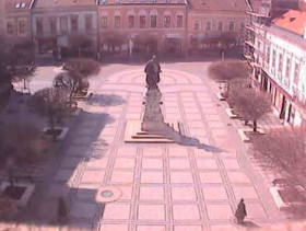 Preview webcam image Komárno
