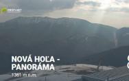 Preview webcam image Nová Hoľa - Panorama