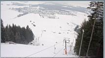 Preview webcam image Pavcina Lehota - skiresort