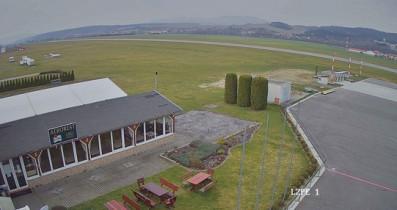 Preview webcam image Prievidza - airport