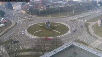 Preview webcam image Michalovce - roundabout