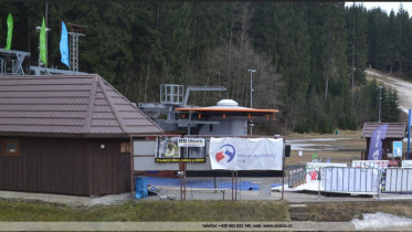 Preview webcam image Bílá - Skicentrum - station