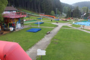 Preview webcam image Bílá - Skicentrum - children's park