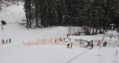 Preview webcam image Ski-Bike Železná Ruda