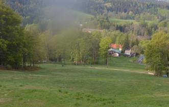 Preview webcam image Janov nad Nisou - Ski resort Severák