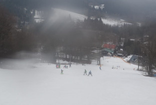 Preview webcam image Janov nad Nisou - Ski resort Severák