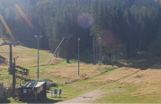Preview webcam image Albrechtice v Jizerských horách - skiresort