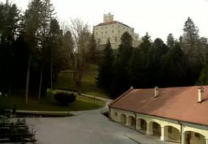 Preview webcam image Castle Trakošćan - Bednja
