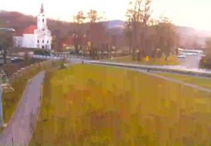 Preview webcam image Orahovica - centrum