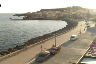 Preview webcam image Crete - Paleochora