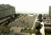 Preview webcam image Thessaloniki - Aristotelous Square