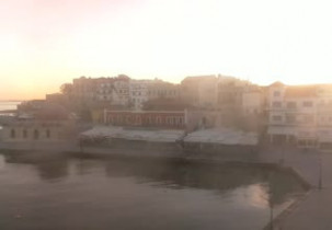 Preview webcam image Old Port of Chania -  Kréta