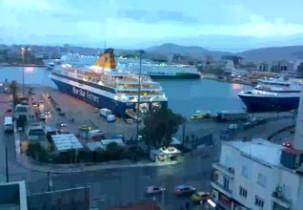Preview webcam image Pireus