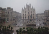 Preview webcam image Cathedral of Milan - Cathedral of the Nativity of the Virgin Mary