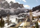 Preview webcam image Colfosco in Alta Badia - Bolzano