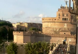 Preview webcam image Castel Sant'Angelo - Rome