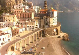 Preview webcam image Atrani - Amalfi coast
