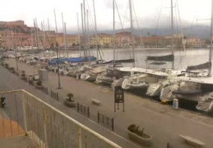 Preview webcam image Dock Portoferraio - Elba Island