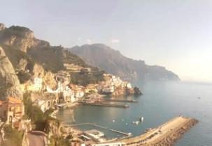 Preview webcam image Amalfi