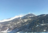 Preview webcam image Etna - Craters