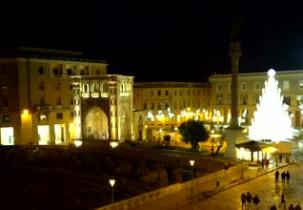Preview webcam image Baia di Otranto