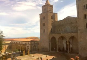 Preview webcam image Cathedral of Cefalu