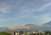 Preview webcam image Assisi - World Heritage
