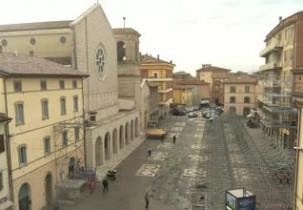 Preview webcam image Bastia Umbra - Perugia