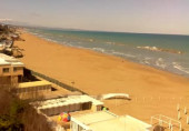 Preview webcam image Beaches in Termoli