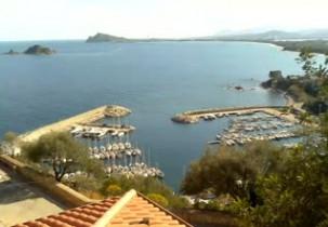 Preview webcam image Gulf of Arbatax
