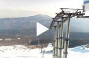 Preview webcam image Abetone - Monte Elbow 1893 m.