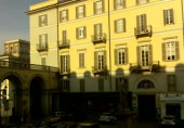 Preview webcam image Turin - Portici of Piazza Lagrange