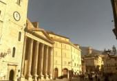 Preview webcam image Assisi - Piazza del Comune