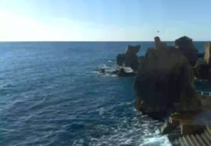 Preview webcam image Archi di Santa Cesarea Terme