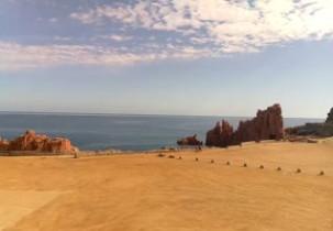 Preview webcam image Beach Arbatax - Sardinia