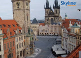 Preview webcam image Old Town Square in Prague