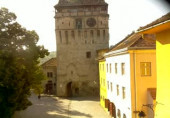 Preview webcam image Sighisoara - Transylvania
