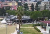 Preview webcam image the beach in Portoroz